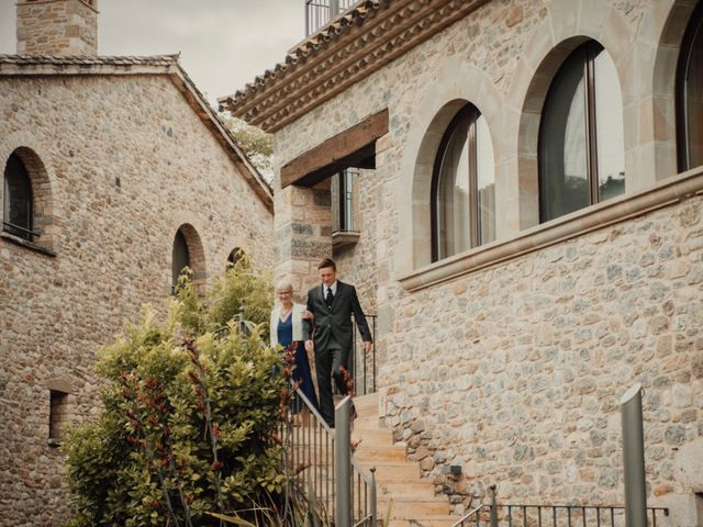 La boda de Antoine y Cristina en Fares, Girona 16