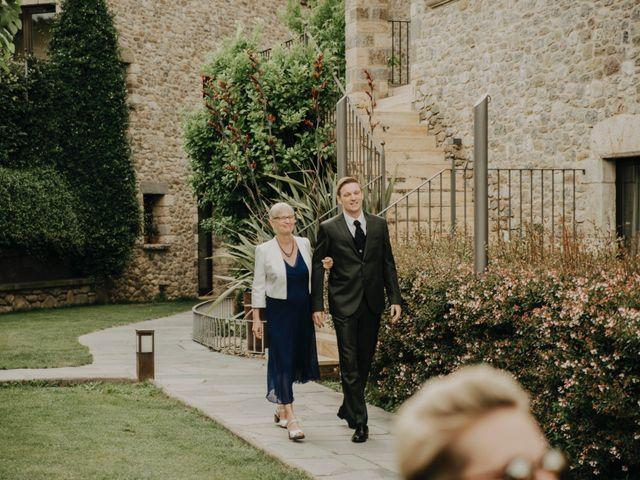 La boda de Antoine y Cristina en Fares, Girona 18