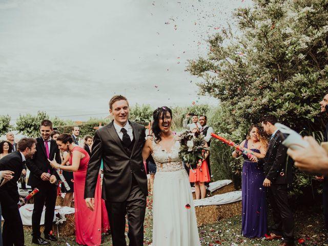 La boda de Cristina y Antoine