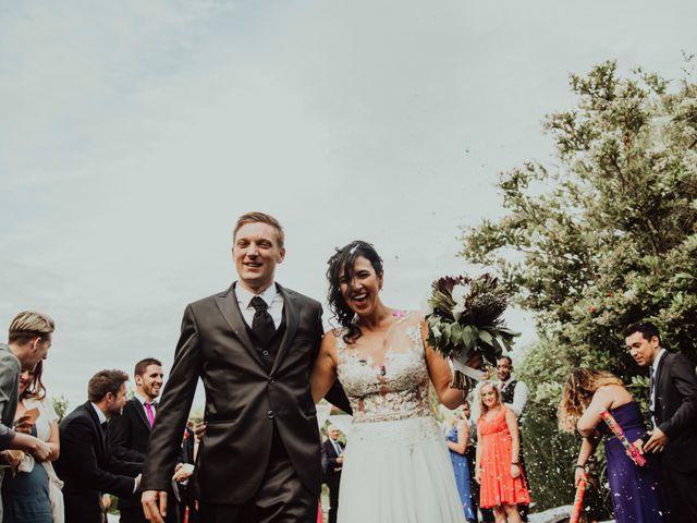 La boda de Antoine y Cristina en Fares, Girona 24