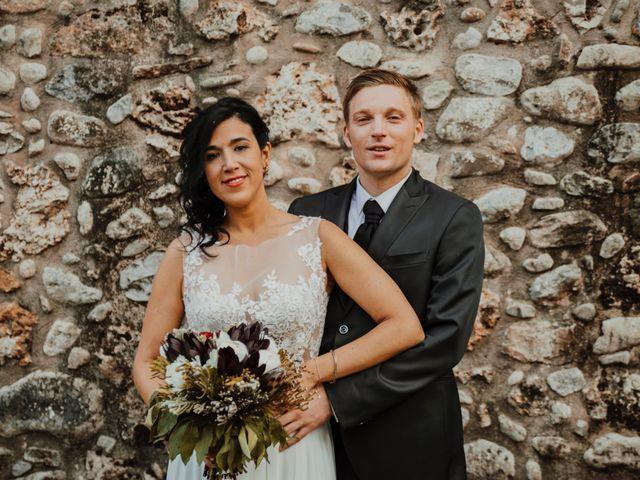 La boda de Antoine y Cristina en Fares, Girona 26
