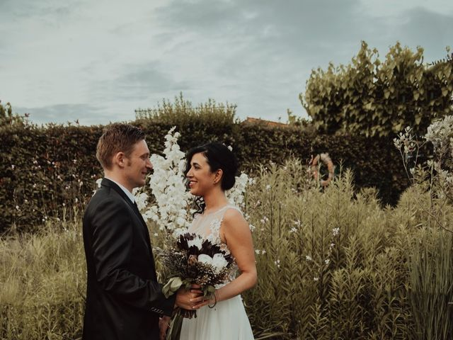 La boda de Antoine y Cristina en Fares, Girona 27