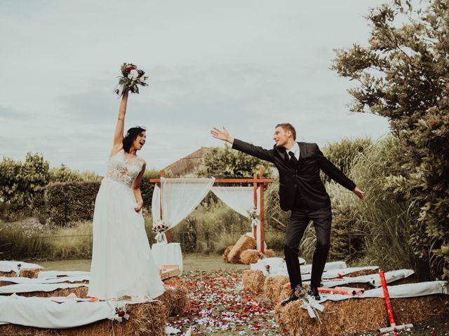La boda de Antoine y Cristina en Fares, Girona 29