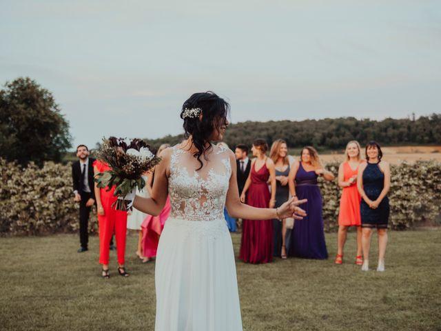 La boda de Antoine y Cristina en Fares, Girona 31
