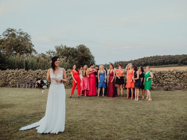 La boda de Antoine y Cristina en Fares, Girona 32