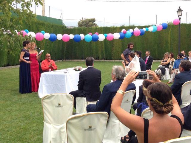 La boda de Pedro y Irene en Granada, Granada 10