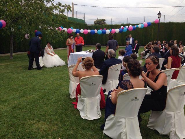 La boda de Pedro y Irene en Granada, Granada 12