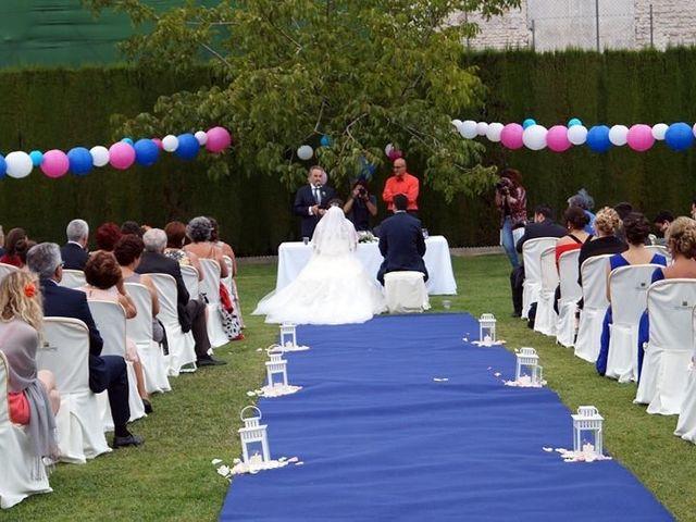 La boda de Pedro y Irene en Granada, Granada 14