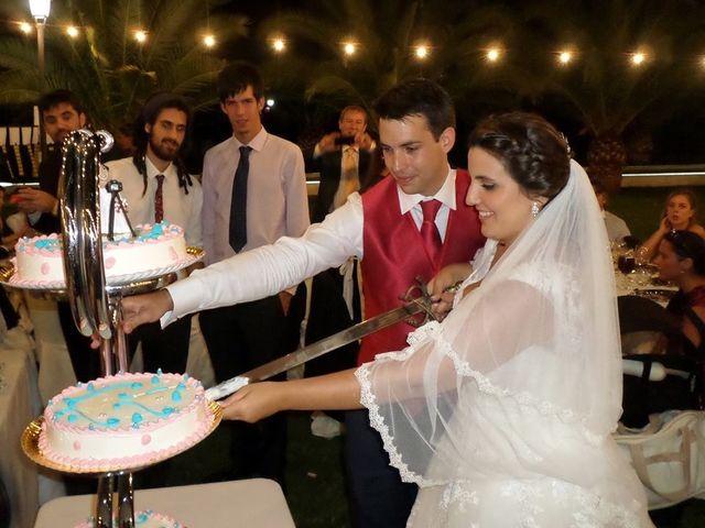 La boda de Pedro y Irene en Granada, Granada 15