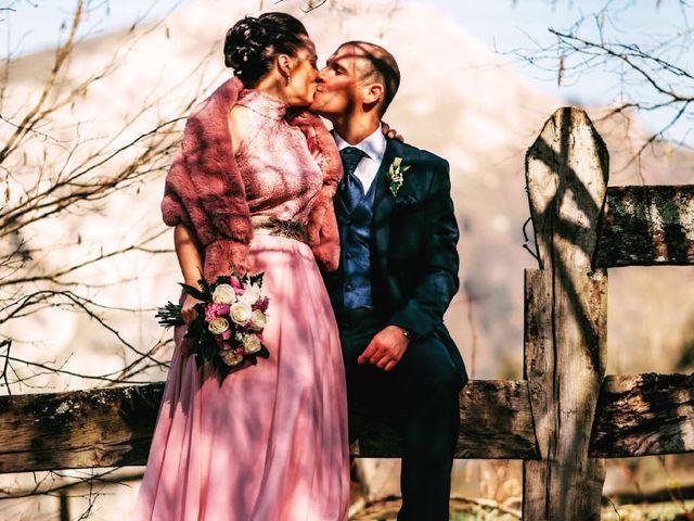La boda de Fernando y Vanesa en Villanueva (Cangas De Onis), Asturias 1