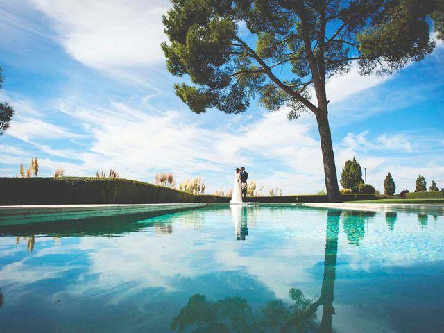 La boda de Lidia y Jose Manuel