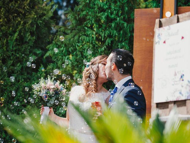 La boda de Ingrid y Juan