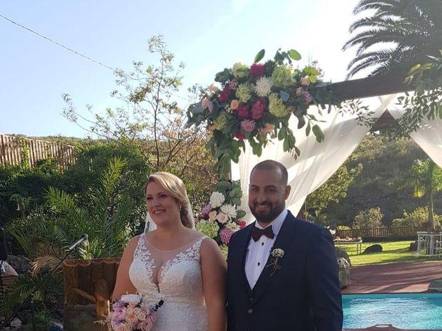 La boda de Céline  y Fran en Galdar, Las Palmas 4