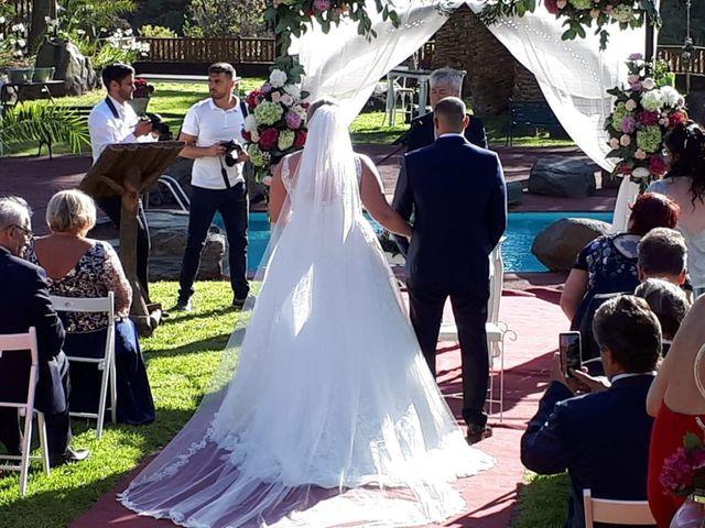 La boda de Céline  y Fran en Galdar, Las Palmas 1
