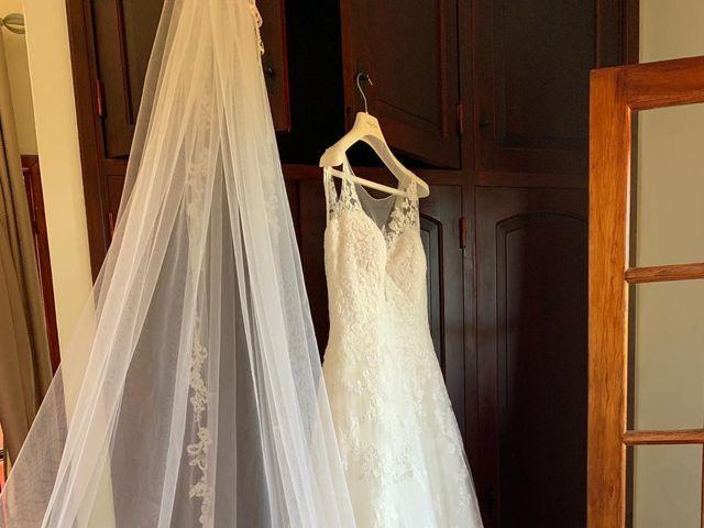 La boda de Céline  y Fran en Galdar, Las Palmas 6