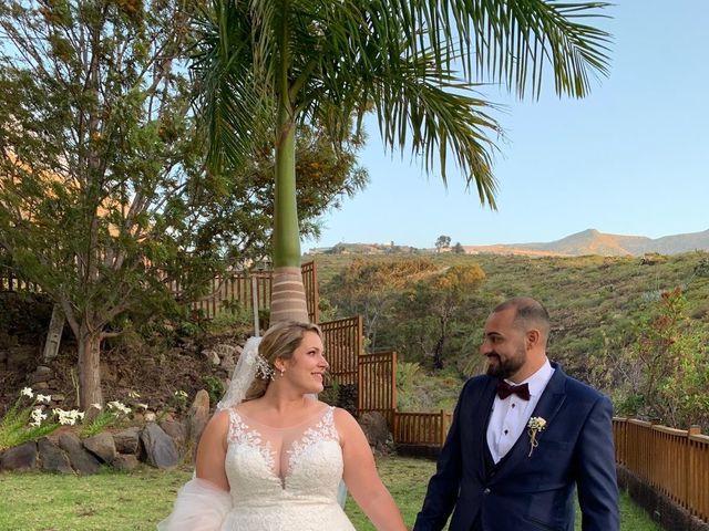 La boda de Céline  y Fran en Galdar, Las Palmas 7