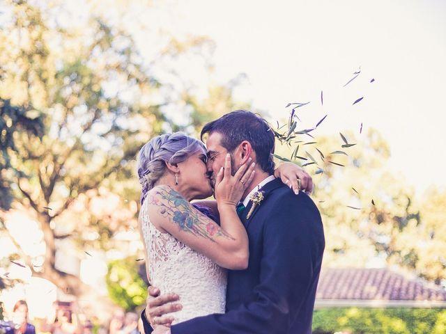 La boda de Patri y Álvaro