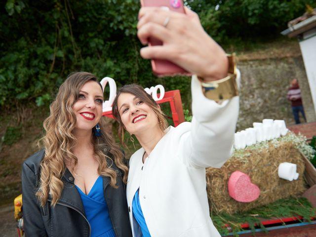 La boda de Alejandro y Lucía en Luces, Asturias 21