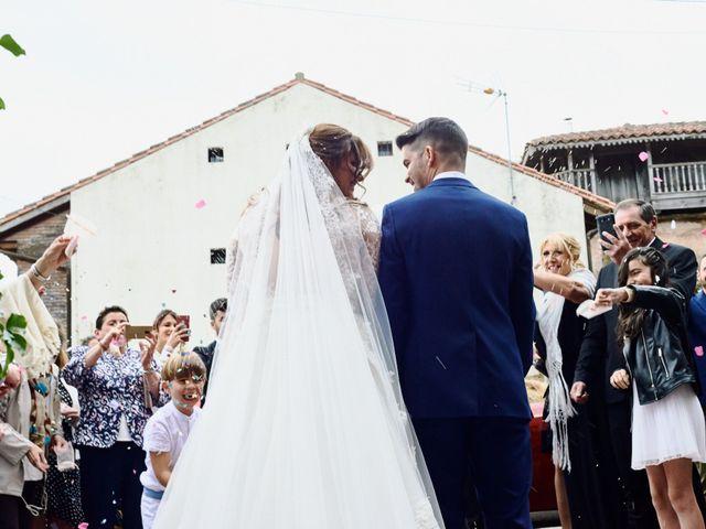 La boda de Alejandro y Lucía en Luces, Asturias 31