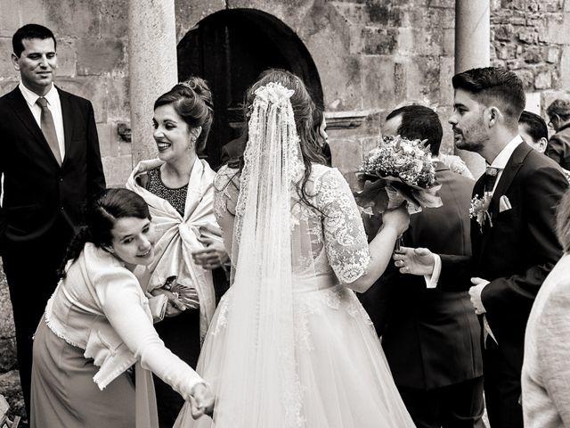 La boda de Alejandro y Lucía en Luces, Asturias 33