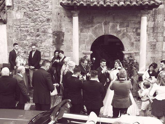 La boda de Alejandro y Lucía en Luces, Asturias 35