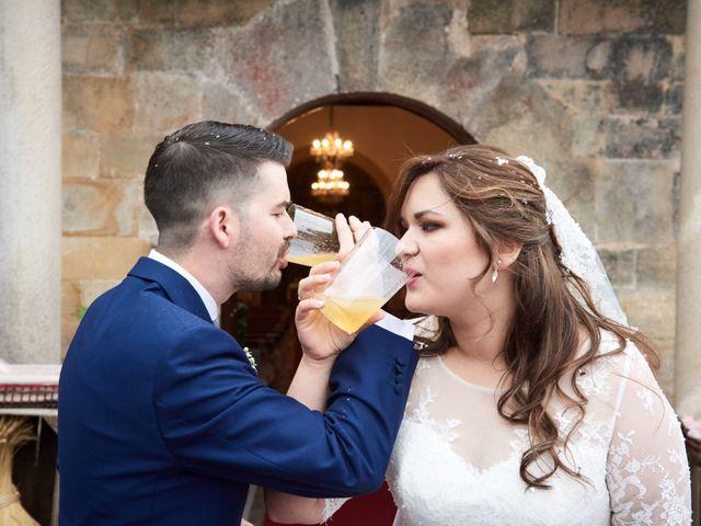 La boda de Alejandro y Lucía en Luces, Asturias 38