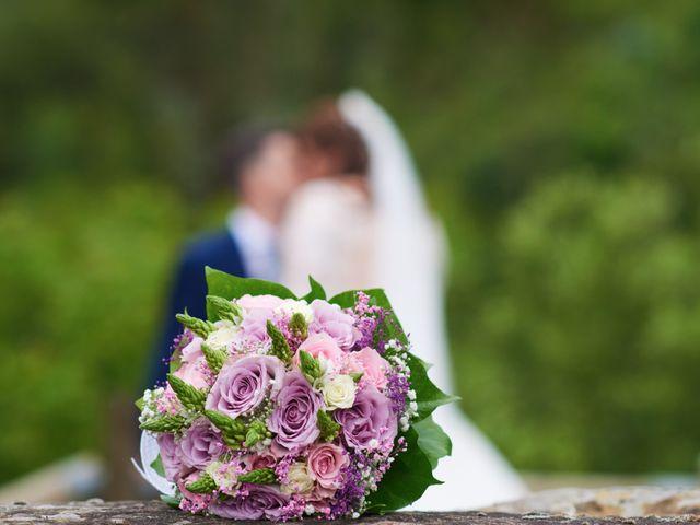La boda de Alejandro y Lucía en Luces, Asturias 44
