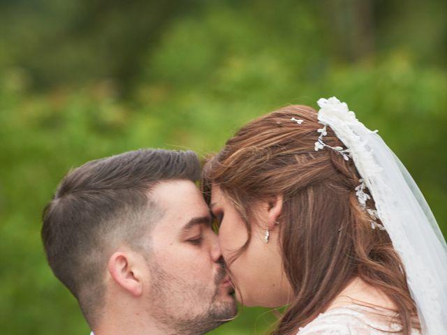 La boda de Alejandro y Lucía en Luces, Asturias 45
