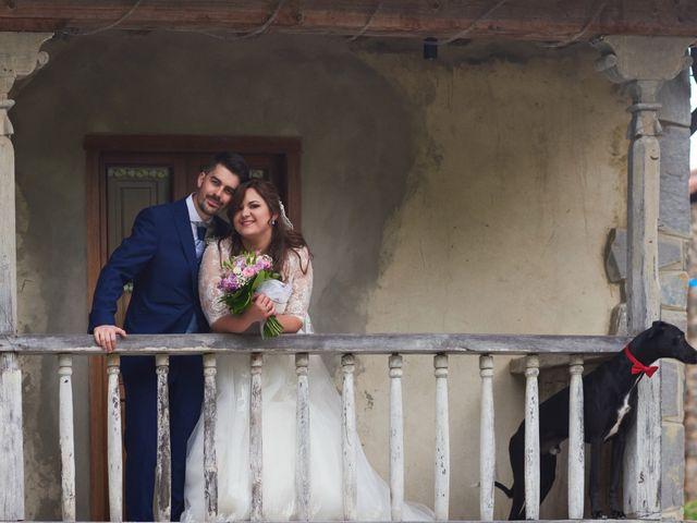 La boda de Alejandro y Lucía en Luces, Asturias 46
