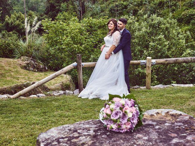 La boda de Alejandro y Lucía en Luces, Asturias 52