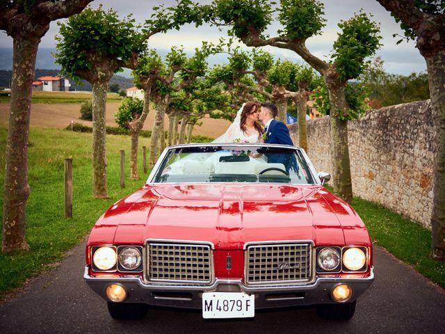 La boda de Alejandro y Lucía en Luces, Asturias 2