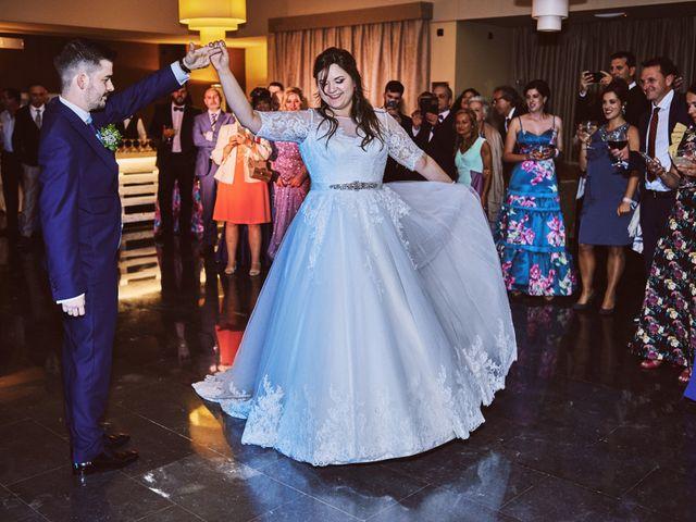La boda de Alejandro y Lucía en Luces, Asturias 69
