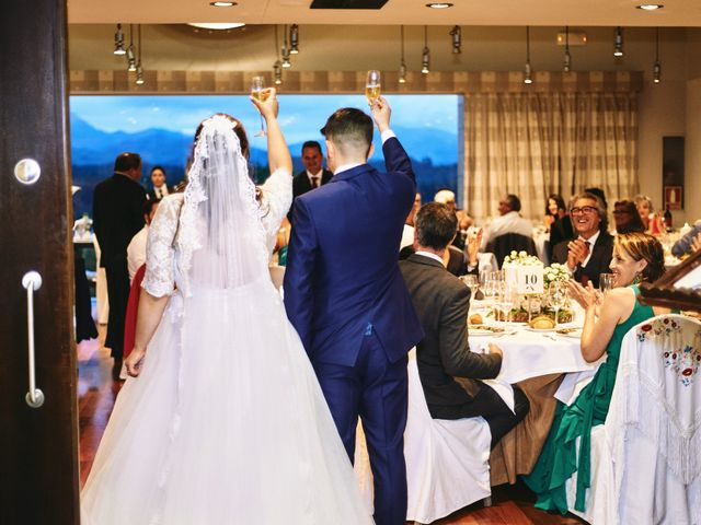 La boda de Alejandro y Lucía en Luces, Asturias 75
