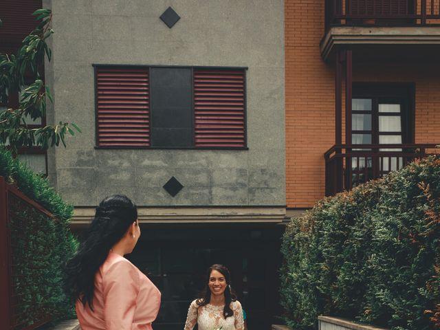 La boda de Joel y Dhanne en Hondarribia, Guipúzcoa 8