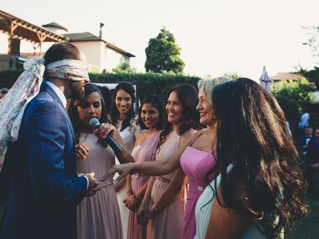 La boda de Joel y Dhanne en Hondarribia, Guipúzcoa 19