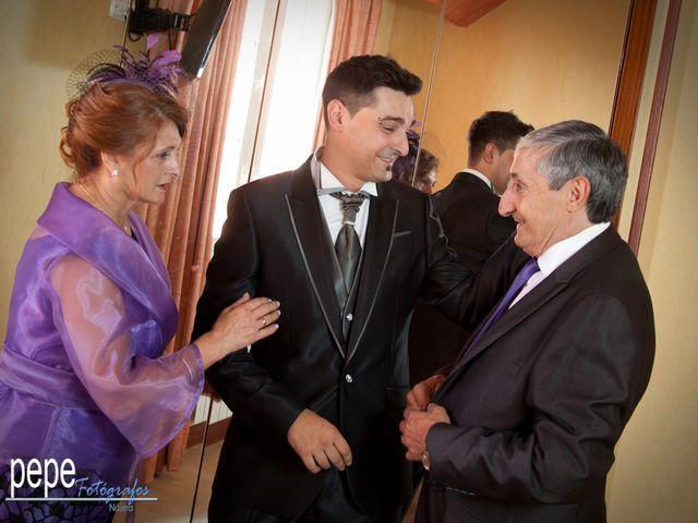La boda de Javi y Laura en Navarrete, La Rioja 8