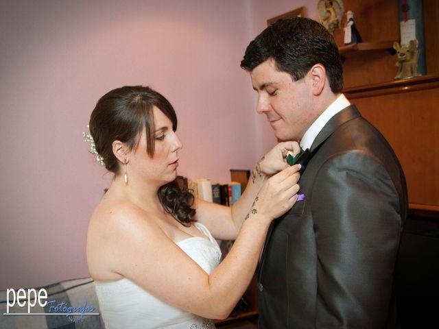 La boda de Javi y Laura en Navarrete, La Rioja 14