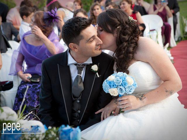La boda de Javi y Laura en Navarrete, La Rioja 22