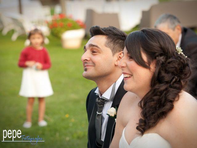 La boda de Javi y Laura en Navarrete, La Rioja 23