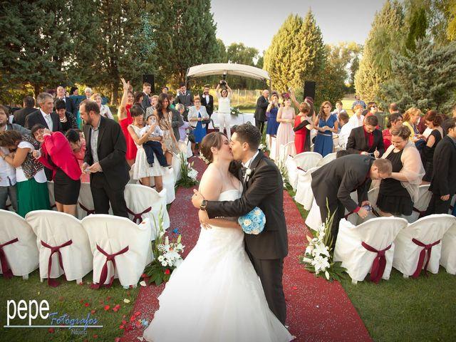 La boda de Javi y Laura en Navarrete, La Rioja 32