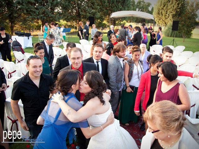 La boda de Javi y Laura en Navarrete, La Rioja 36