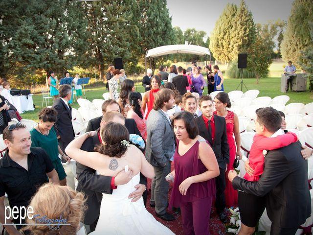 La boda de Javi y Laura en Navarrete, La Rioja 37