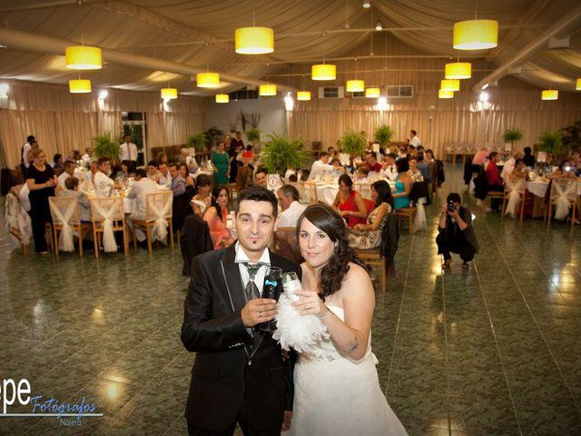 La boda de Javi y Laura en Navarrete, La Rioja 40