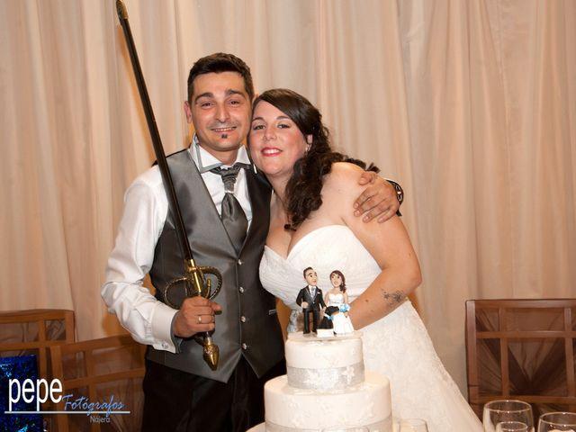 La boda de Javi y Laura en Navarrete, La Rioja 41