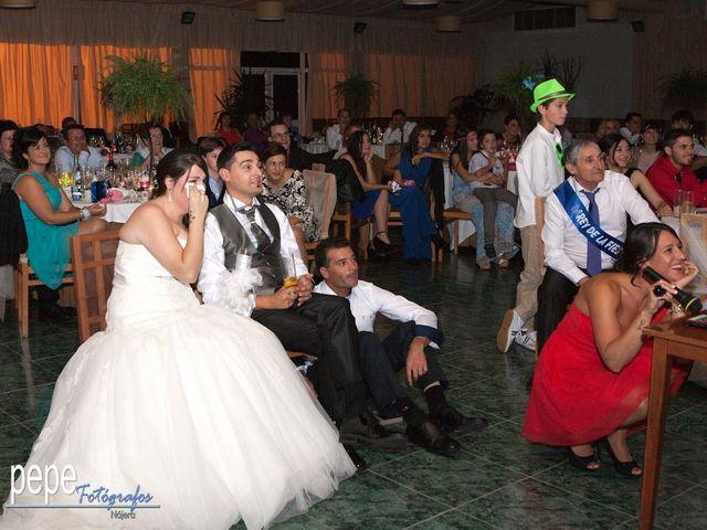La boda de Javi y Laura en Navarrete, La Rioja 46
