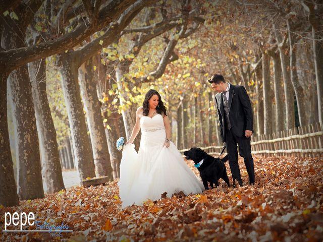 La boda de Javi y Laura en Navarrete, La Rioja 49
