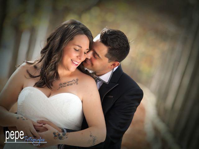 La boda de Javi y Laura en Navarrete, La Rioja 52