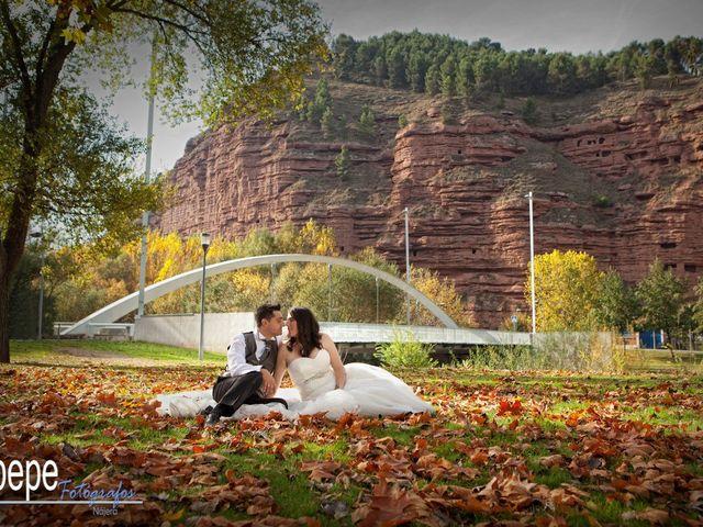 La boda de Javi y Laura en Navarrete, La Rioja 57