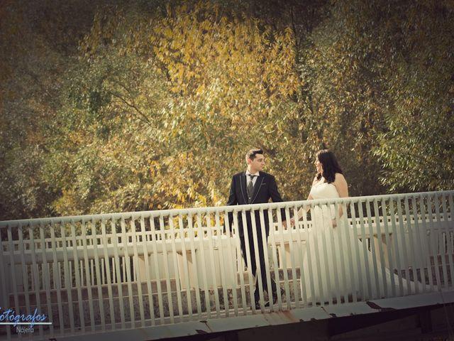 La boda de Javi y Laura en Navarrete, La Rioja 58