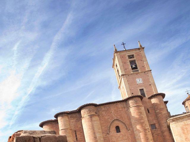 La boda de Javi y Laura en Navarrete, La Rioja 60